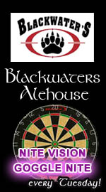 Blackwaters Alehouse ad