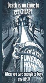 Cest la Vie Funeral Home ad