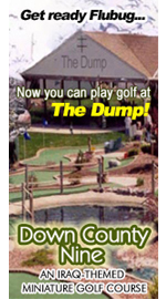 Down County Nine Town Dump ad