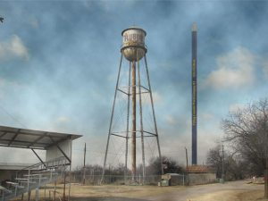 Flubug Water Tower