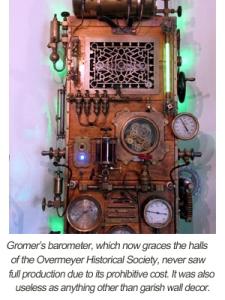 Gromers-barometer