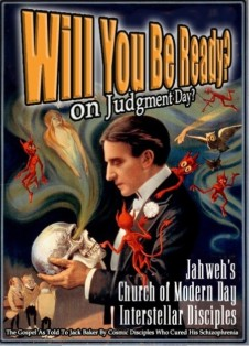 Jahweh's Church of Interstellar Disciples