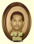 """Jorge """"Joe"""" Montana"""