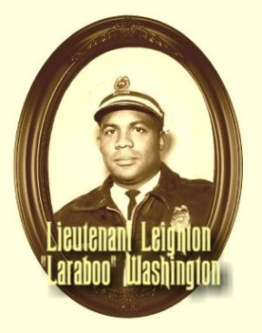 "Lieutenant Leighton ""Laraboo"" Washington"