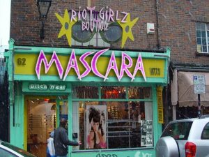 Mascara shop