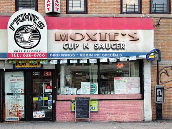 Moxie's Cup N Saucer