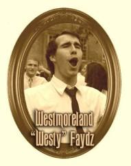 "Westmoreland ""Westy"" Faydz"