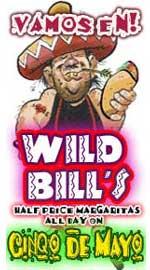 wild bills ad