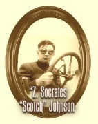 "Z Socrates ""Scotch"" Johnson"