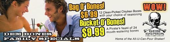 Dem Bones ad