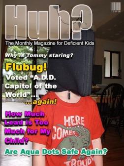 Huh? Magazine