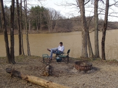 tanwater lake relaxation
