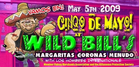 wild bill's banner ad