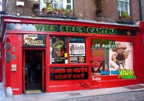 Wild Bill's mexican restaurant
