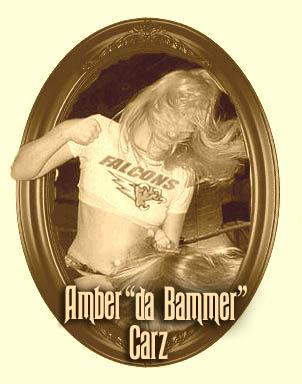 """Amber """"da Bammer"""" Carz"""