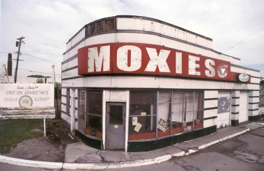 original Moxie's Cup N Saucer