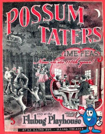 Possum N Taters poster