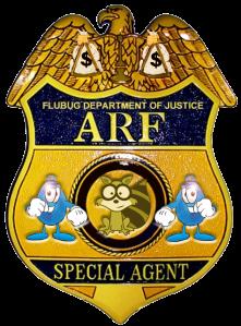 ARF-badge