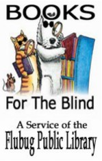 Books For The Blind ad