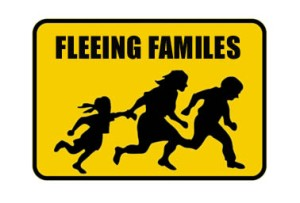 Fleeing Families
