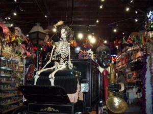 Pooks Voodoo interior