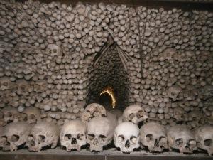 pol pot skulls