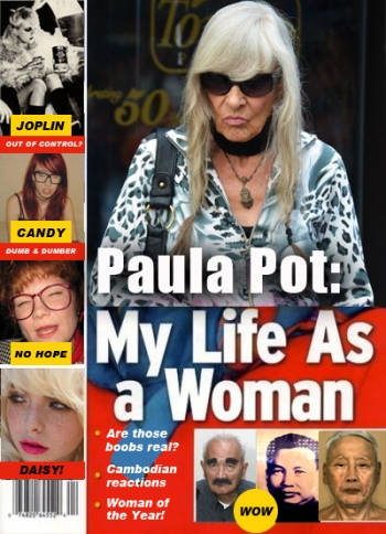 transgender tabloid